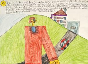 La voiture rouge de Uwe Petersen